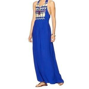 C Luce - size s - cobalt/royal blue - maxi dress
